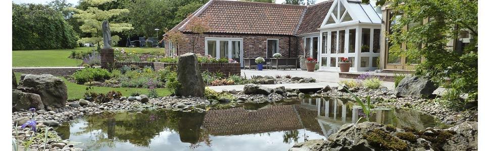 Garden Design Nottingham By Brookhill Landscapes Ltd
